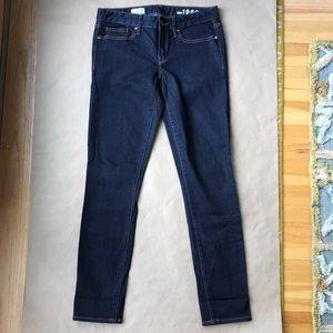 GAP Always Skinny 28R Dark Wash Jean
